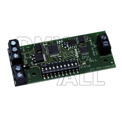 DMX Analog Interface 1 Channel 0-10V / 1-10V