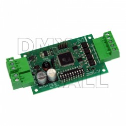Led Dimmer Maxi RGBW 10 Ampere Schroefterminals