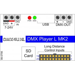 DMX Player L