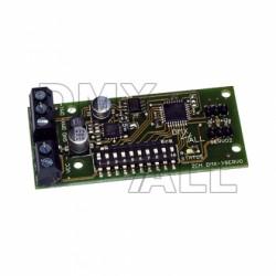 DMX Servo motor controller