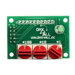 DMX Adres module (router)