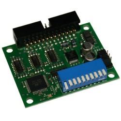 0-10Volt naar DMX Multiplexer Mini 12 kanalen