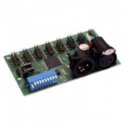 DMX Leddimmer 16xRGB (48 kanalen)