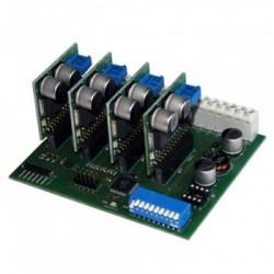 DMX LEDdimmer BB4, 4x 0-1400mA